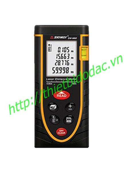 Thước đo khoảng cách laser SW-M60 (H-D610)