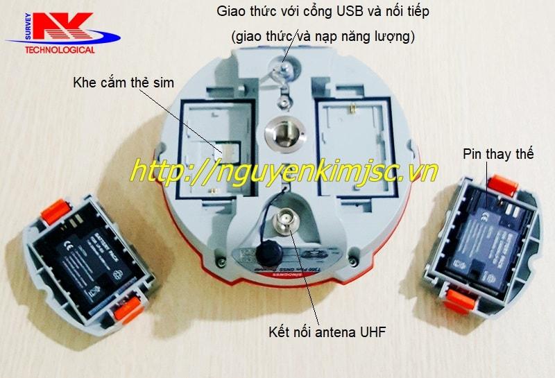 Ưu điểm nổi bật của máy GPS –GNSS RTK ComNav T300
