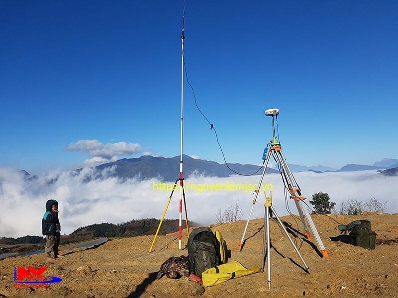 máy trắc địa GNSS Nguyễn Kim