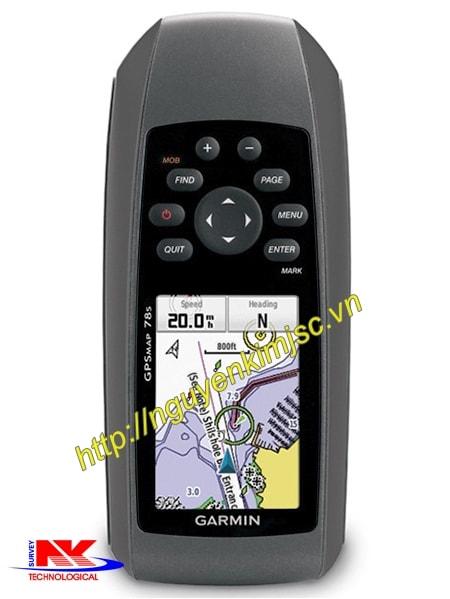 Máy GPS cầm tay Garmin map78