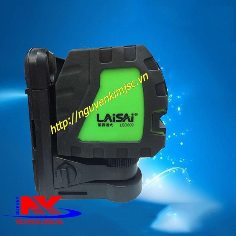 Máy cân mực 2 tia xanh laser Laisai LSG-609