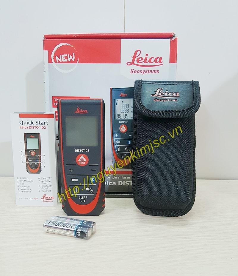 Thước thép đo khoảng cách Leica
